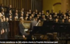 Vidéo : Une chorale canadienne de 300 enfants chante le Prophète de l'Islam. Regardez