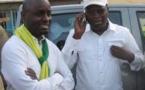 Mobilisation pour Barthélémy Dias: Khalifa Sall et Thierno Bocoum au Palais de Justice