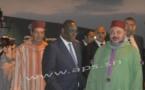 Visite: Traditionnel discours du Trône du roi Mohammed VI, exceptionnellement prononcé depuis Dakar