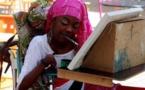 Vidéo – Nécrologie: L'artiste peintre tétraplégique, Yoni Rassoul Diongue, n'est plus!