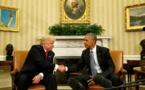 Etats-Unis: rencontre entre Obama et Trump pour préparer la transition(vidéo)