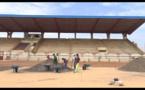Vidéo/ Travaux de réhabilitation du stade Lat-Dior de Thiès, Mbaye Faye DG de la CSTP/SA recadre le Maire de Thiès-Est