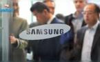 Crise en Corée du Sud: Perquisition chez Samsung(vidéo)