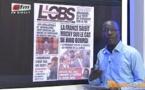 Revue de presse de Mamadou Mouhamed Ndiaye du 08 Décembre 2016