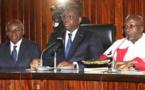 Justice: Audience solennelle de rentrée des Tribunaux, le 19 janvier 2017