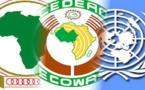 Diplomatie-Décision: La CÉDÉAO, l'ONU et l'UA soutiennent la proposition de Dakar concernant la Gambie