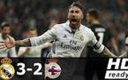 Liga espagnole: Sergio Ramos sauve le Real Madrid