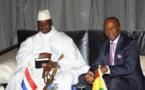 """Vidéo-Alpha Condé vole au secours de son ami Yaya Jammeh : """"Tout le monde sait que moi j'ai d'excellentes relations…"""""""