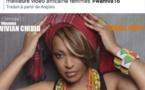 Viviane remporte le prix Best African Female Video des WAMVA