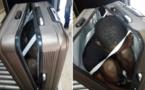 Espagne : Un migrant découvert dans une valise, un autre dans le tableau de bord d'une voiture
