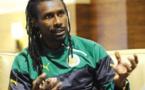 """Aliou Cissé Coach des lions : """"ce match va nous permettre de continuer...""""(vidéo)"""