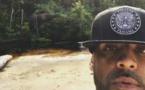 Gabon: Le rappeur Boobo chassé par un éléphant(vidéo)