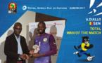 """CAN 2017: """"La victoire est plus importante que le titre d'homme du match""""(Abdoulaye Diallo)"""