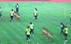 CAN2017: Séance d'entraînement des Lions après la victoire contre la Tunisie (vidéo)