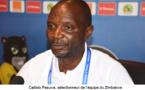 """CAN 2017 : """"Les buts encaissés très tôt ont mis en difficulté les warriors"""", selon le coach zimbabwéen"""