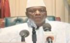 Vidéo : C'est officiel, Jammeh annonce son départ