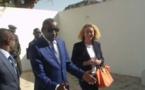 Sidiki Kaba annone le recrutement de 35 magistrats et 40 greffiers par an