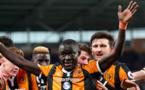 Buts de Alfred Ndiaye et Baye Oumar Niasse : Hull 2-0 Liverpool