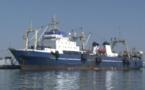 Pêche: Le Libéria a procédé à l'arrestation du navire sénégalais Hispasen 7.