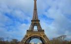 """Attentat déjoué en France : le couple aurait visé la """"Tour Eiffel""""(YAHOO)"""