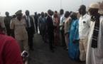 Le ministre de l'Intéireur à Ké+dougou : Abdoulaye D. Diallo présente les condoléances de l'État qui s' engage à prendre en charge la famille de Yamadou Sagna