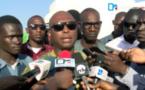 Barthélémy Dias après le verdict du Tribunal: « Je n'ai pas 25 millions à donner à qui que ce soit… »