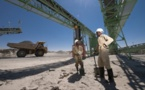 Un document en vue répertoriant les préoccupations du secteur minier