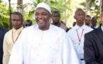 Indépendance de la Gambie : 9 chefs d'État chez Adama Barrow