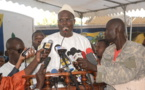 "Khalifa Sall, maire de Dakar : ""On ne cédera ni à la menace ni à aucune tentative d'intimidation"""