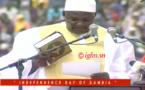 Independance day:  Prestation de Serment d'Adama Barrow(vidéo)