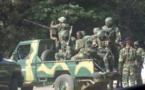 Gambie: tous les militaires desarmés