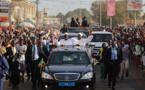 Visite officielle: Le président gambien, Aadam Barrow est arrivé à Dakar peu avant 12heures