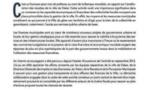 Quand la Banque mondiale se félicitait de la bonne gestion à la mairie de Dakar (document)