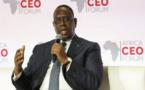 Dévelopement: Le Président Sall présente le PSE au Africa CEO Forum 2017