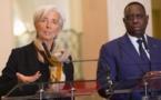 """Macky Sall: """"Avec le FMI, nous avons un partenariat positif, fondé sur la transparence''"""