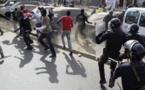 Manifestations et des échauffourées des jeunes de la Médina contre l'emprisonnement de Bamba Fall
