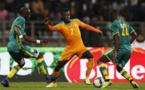 Résultat: Lions et éléphants se quittent(1-1) en match amical