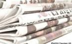 Presse-revue: L'actualité politique en exergue dans les quotidiens