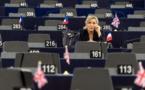 FRANCE: La justice a demandé la levée de l'immunité de Marine Le Pen