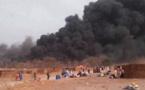 Incendie au Daaka: Le deuil national de trois jours débute ce mardi