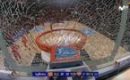 Espagne(Basket):D'un dunk énergique, Diagne explose la vitre du panneau de basket