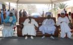 """Macky Sall chez Samuel Sarr: """" Ce que j'ai vécu avec chacun des responsables du PDS (...) Souleymane, je te demande de venir appuyer ce que fait ton frère et ton ami.(...)"""