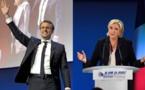 2nd Tour de la présidentielle française: Macron - Le Pen,  deux France qui divergent