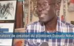 PEINTURE: A La découverte de Daouda Ndiaye artiste, Plasticien