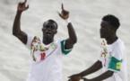 Coupe du Monde du Beach soccer: Le Sénégal écrase (10-1) les Bahamas et va en quarts(vidéo)