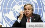 """Antonio Guterres : """"Une presse libre fait progresser la paix et la justice pour tous"""""""