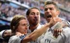 Ligue des champions:Le Real Madrid écrase l'Atlético (3-0) en demi-finale aller, triplé de Ronaldo