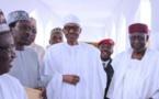 Buhari apparaît en public