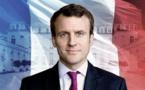 VIDEO: L'intégralité du premier discours d'Emmanuel Macron élu président