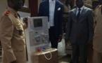 Images:Gorgui SY Dieng procède à la remise de don de matériels à Hôpital Principal de Dakar: